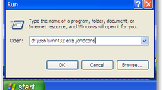 Install Recovery Console as a Boot Menu Option on Windows XP