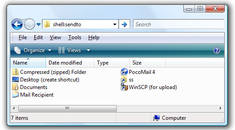 Why Does My Windows Vista Explorer Send To Menu Hang or Open Slowly?