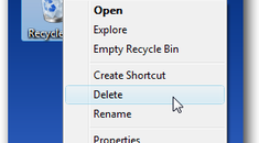 Disable Deletion of the Recycle Bin in Windows Vista