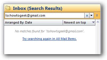 Keyboard Ninja: Using the Instant Search Shortcut Keys in Microsoft Outlook 2007