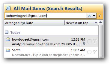 Keyboard Ninja: Using the Instant Search Shortcut Keys in