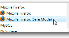 Troubleshooting Problems with Firefox 3 Crashing or Hanging