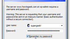 Create a Shortcut to the Stored User Names and Passwords Dialog in Windows