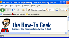 Force Firefox 3 to Use the Vista Default Theme in Windows XP