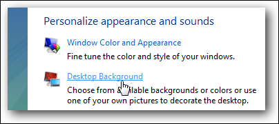 Desktop Background Link
