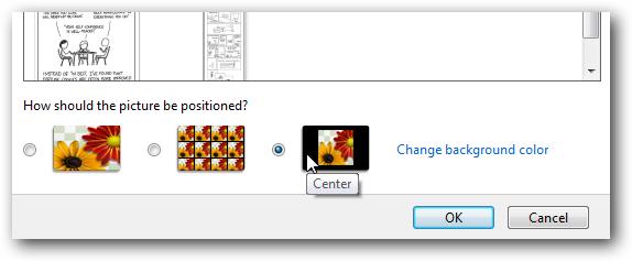 Center Desktop Background Images