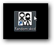 XKCD Shortcut Icon