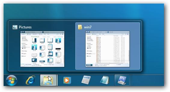 Make the Windows 7 Taskbar Work More Like Windows XP or Vista