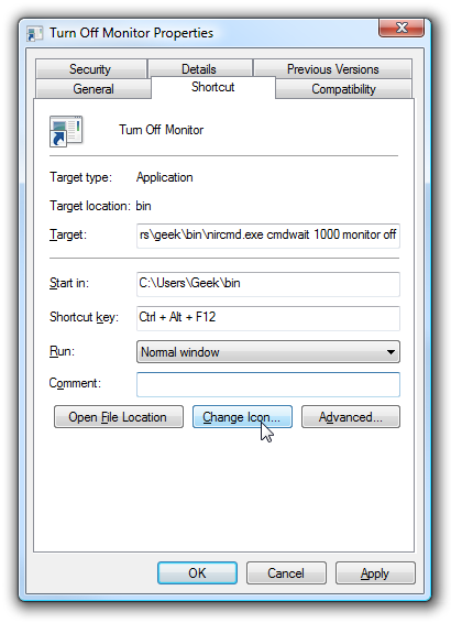 Create a Shortcut or Hotkey to Turn Off the Monitor - Tips general news