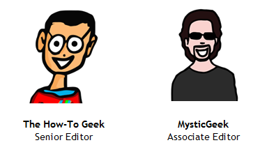 The Geek Writers