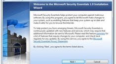 Our Look at Microsoft Security Essentials Beta