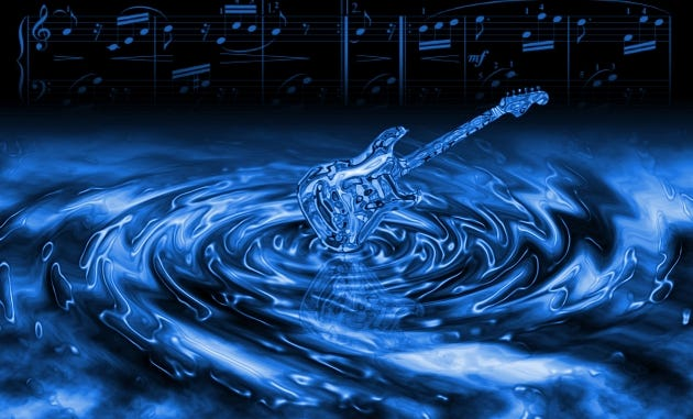 Windows Fine Time: Awesome Desktop Wallpapers: Guitar Edition