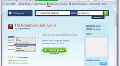 Understand Words Using DictionarySearch