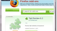 Preview Tabs in Firefox with Tab Preview 0.3