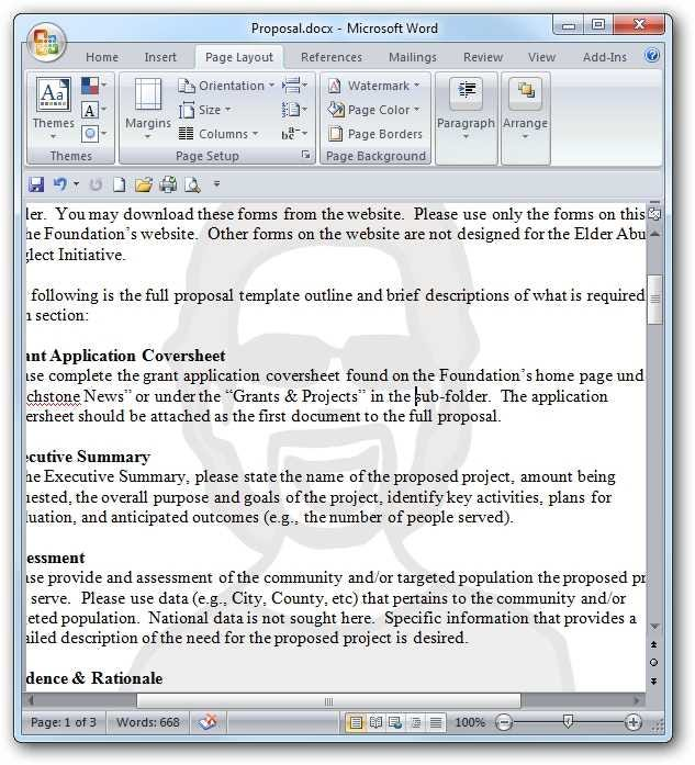 How To Add A Watermark To Word 2007 Documents