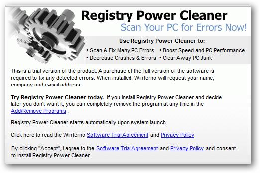 7 reg power clean