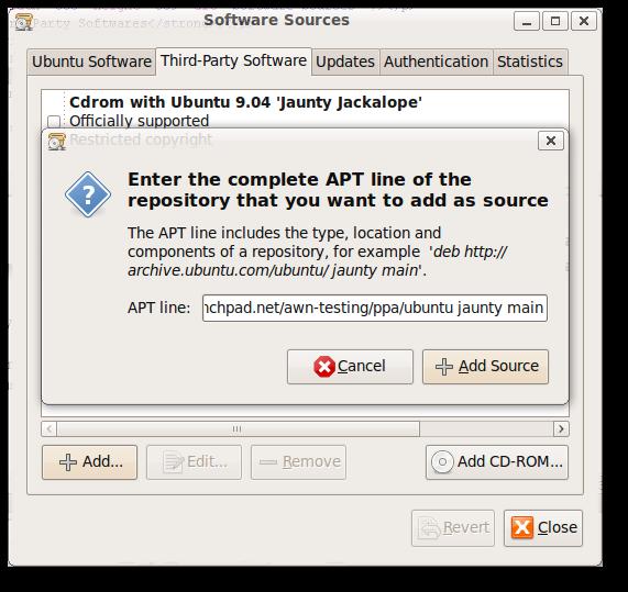 Avant Window Navigator For Ubuntu Linux