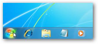 how to make windows 7 taskbar look like windows xp