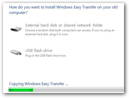 copy to USB drive
