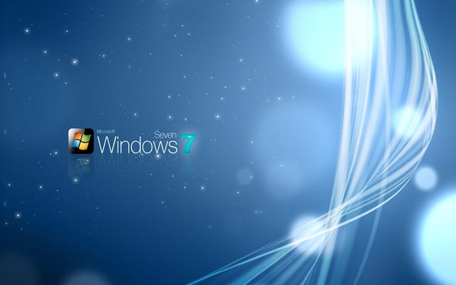 Windows Seven ... 7 ... V2