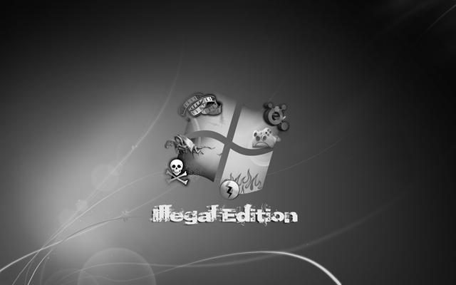 Windows 7 illegal Edition