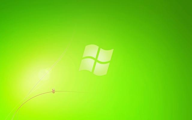 Windows 7 Green Starter