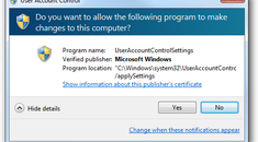 How To Manage UAC Notifications in Windows 7