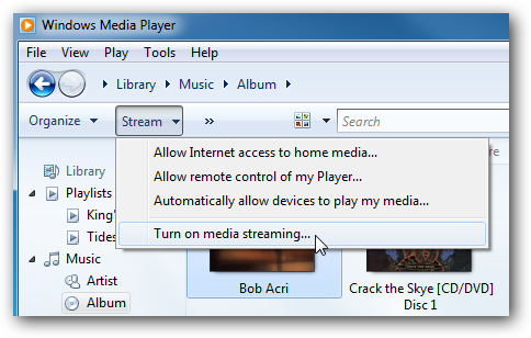 homeplayer windows 7