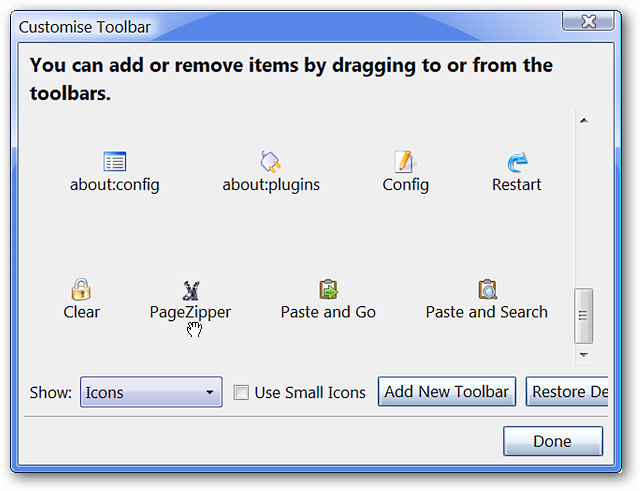merge a series of web pages into one with pagezipper