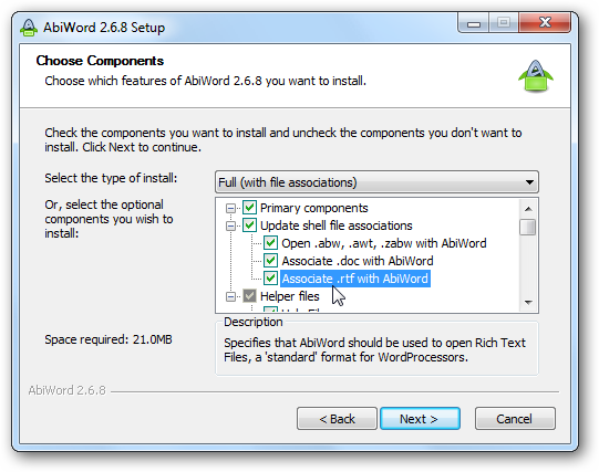 AbiWord is a Free Word Processor for Windows, Linux, and Mac