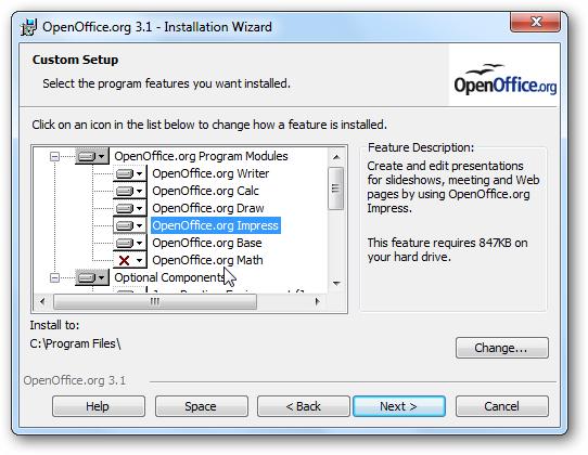 Beginner Geeks: OpenOffice is a Free Cross Platform