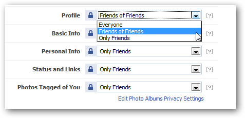 how to see whoi searches you on fb