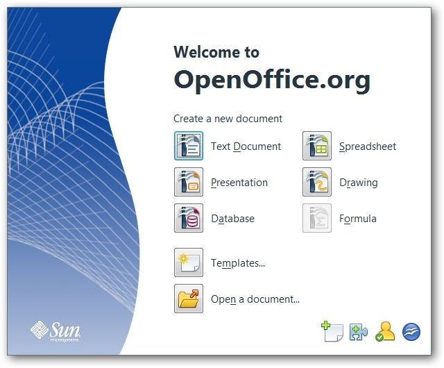Beginner geeks openoffice is a free cross platform for Open office database templates