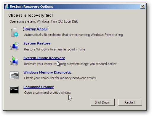 How to factory reset windows 7 w/out windows disk Solved ...