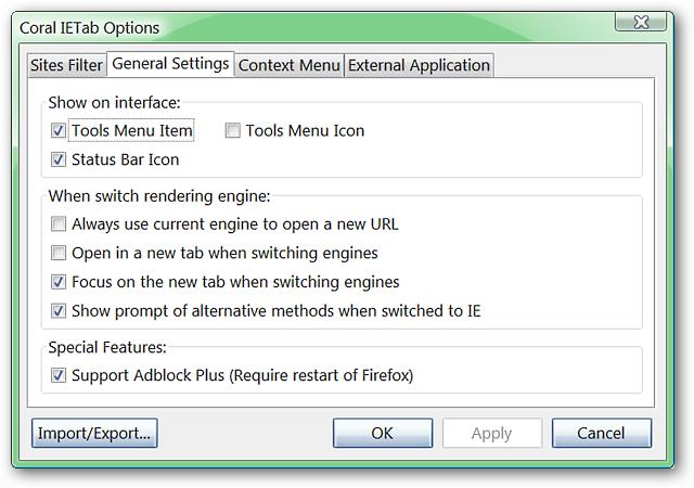 Get Enhanced IE Tab Integration in Firefox