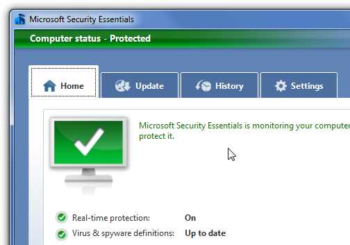 free pc security software for windows 7