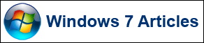 175+ Windows 7 How-To Articles, Tips, and Tweaks