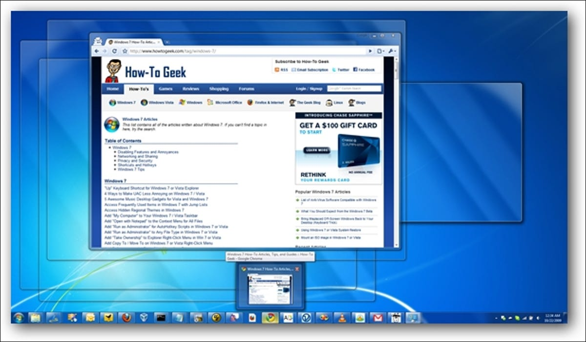 Windows 7 is Awesome!