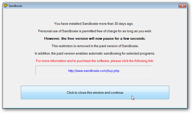 Run Apps in Sandboxie to Keep Your System Clean and Secure