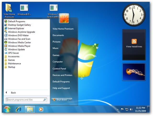 windows 7 upgrade from vista home premium free download
