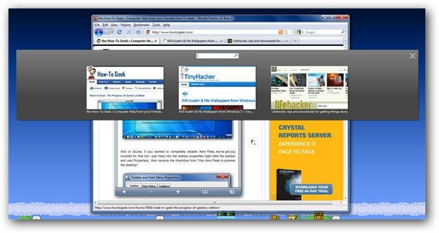 Firefox new Ctrl+Shift+Tab