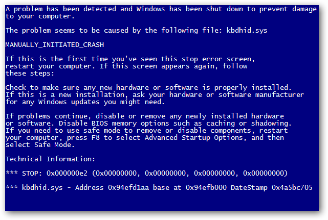 Image result for bsod