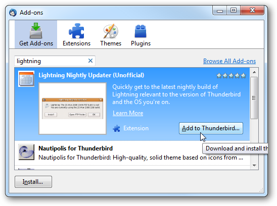 Our Hands On Look at Mozilla Thunderbird 3 0