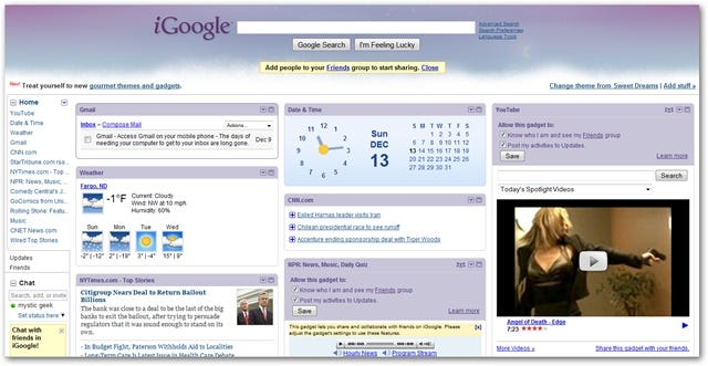 Image result for igoogle