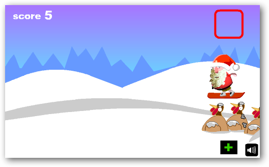 2Santa Snowboard