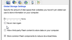 Delete Flash Cookies to Stop Web Sites from Secretly Tracking You