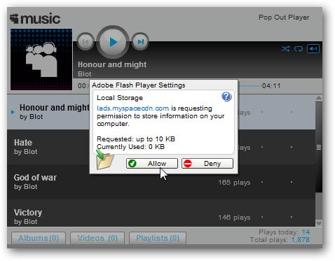 حذف ملفات تعريف الارتباط المتصفحات لإيقاف مواقع الويب من تتبعك Delete Flash Cookies