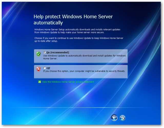 How To Install and Setup Windows Home Server