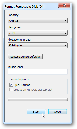 How To Setup a USB Flash Drive to Install Windows 10, 8, or