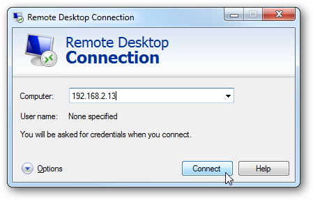 SOLVED Cannot Connect to server using Remote Desktop